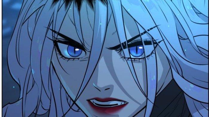 Spoiler Webtoon White Blood Episode 52, Hayan Bertarung Lawan Dewa Vampir