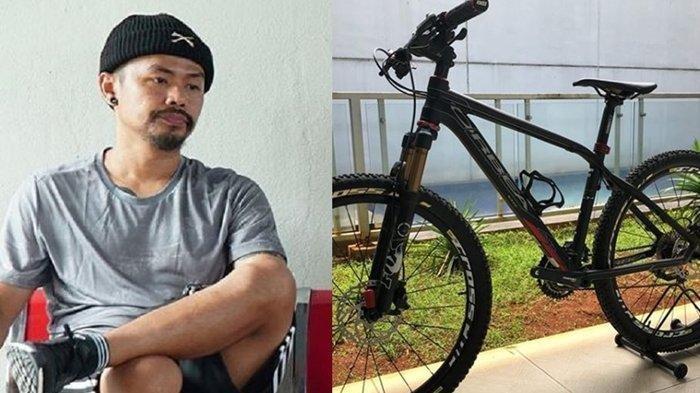 Peduli Wabah Corona, Wendi Cagur Lelang Sepeda Seharga Puluhan Juta. Netizen Malah Nyinyir!