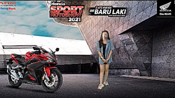 Honda Sport Motoshow 2021 : Tunas Honda Lampung Pamerkan Motor Sport terbaik Honda