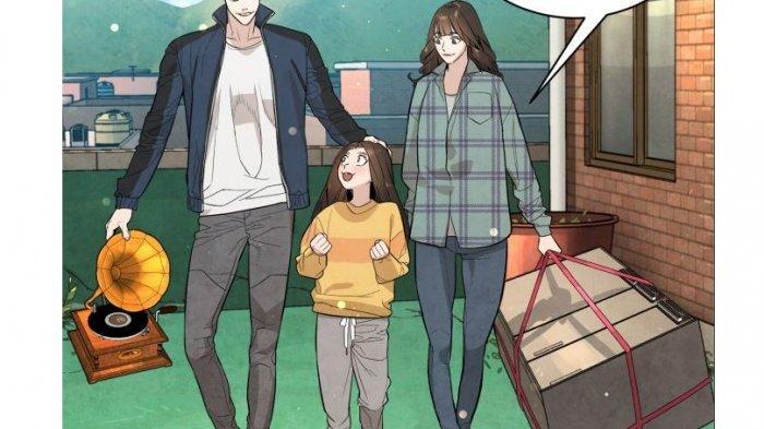 Spoiler Webtoon White Blood Episode 54, Hayan Mengingat Masa Lalunya Sangat Jelas