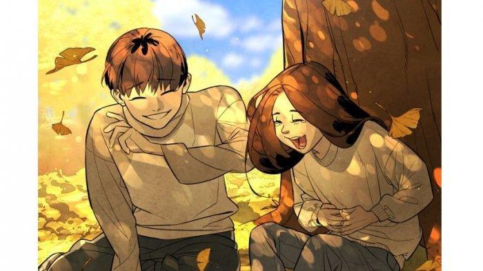 Spoiler Webtoon White Blood Episode 55, Hayan Mengingat Kedekatan Keluarganya dan John