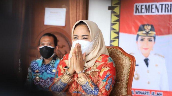 Tulangbawang Lampung Dapat Penghargaan Kabupaten Layak Anak, Winarti: Ini Wujud Kerja Nyata