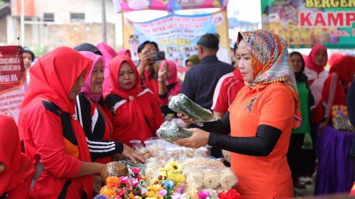 Bupati Tulangbawang Winarti Ajak Aparatur Kampung Sinergi dengan Pemkab