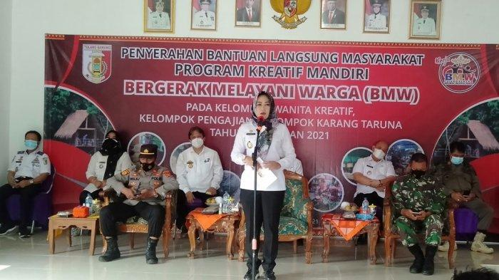 Pemkab Tulangbawang Pantau Kondisi Covid-19 di Kecamatan Sebelum Laksanakan Pembelajaran Tatap Muka