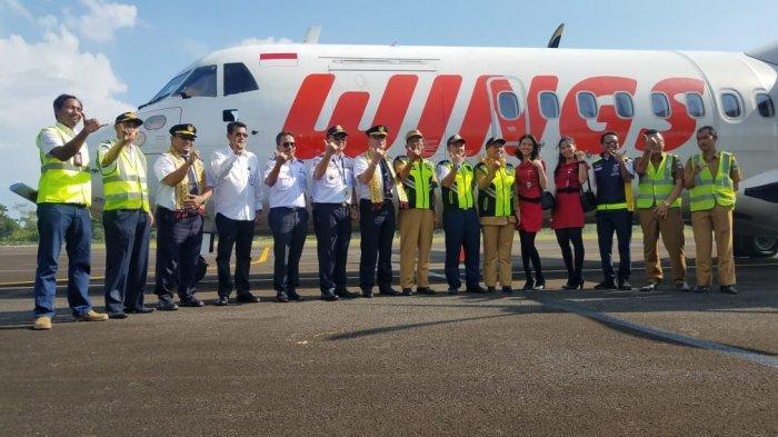 Wings Air Kembali Buka Rute Bandara Radin Inten II-Krui, Tarif Mulai Rp 200 Ribuan