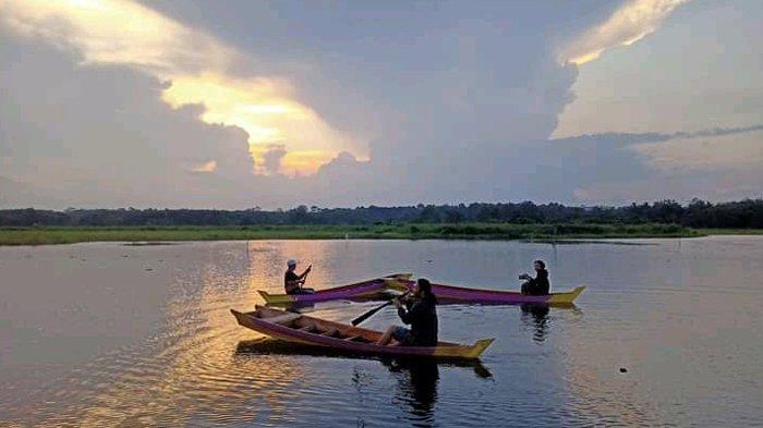 Wisata Air Wanaba di Lampung Timur Hanya Buka Sabtu dan Minggu