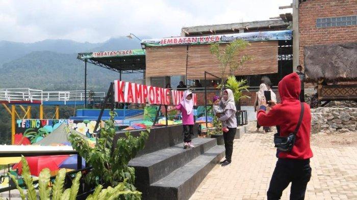 Wisata Kampoeng Vietnam Bandar Lampung Ramai Dikunjungi Pengunjung, Ardi: Cuma untuk Foto-foto