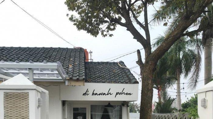 Wisata Lampung, Ngopi Santai Ala Kedai Di Bawah Pohon