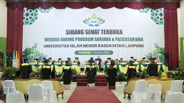Rektor UIN Ajak Alumni Turut Aktif dalam Pembangunan Bangsa.