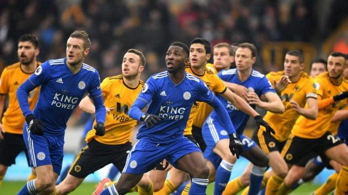 Wolves vs Leicester City liga Inggris pekan ke 23 Musim 2020/2021