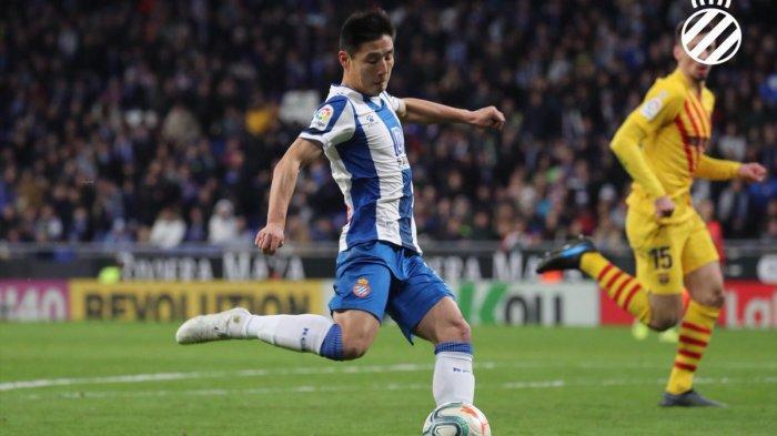 Espanyol vs Barcelona, Maradona-nya China Buyarkan Kemenangan Barca