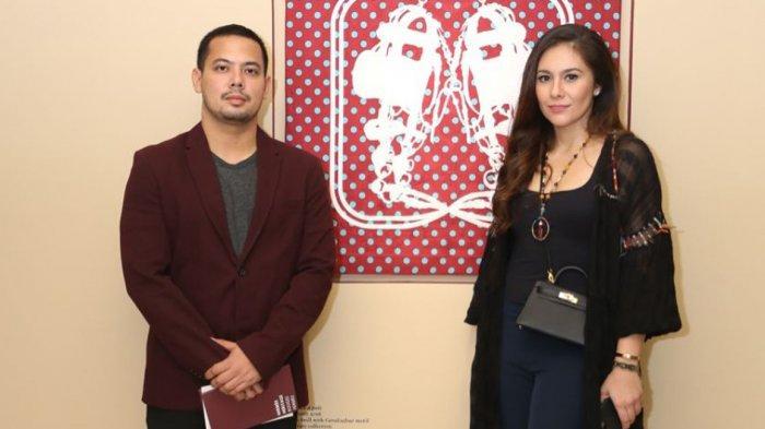 Fakta-fakta Perceraian Artis Wulan Guritno dengan Adilla Dimitri