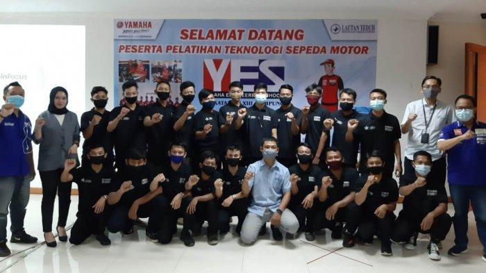 Yamaha Engineering School Angkatan 13 Area Lampung Resmi Dibuka
