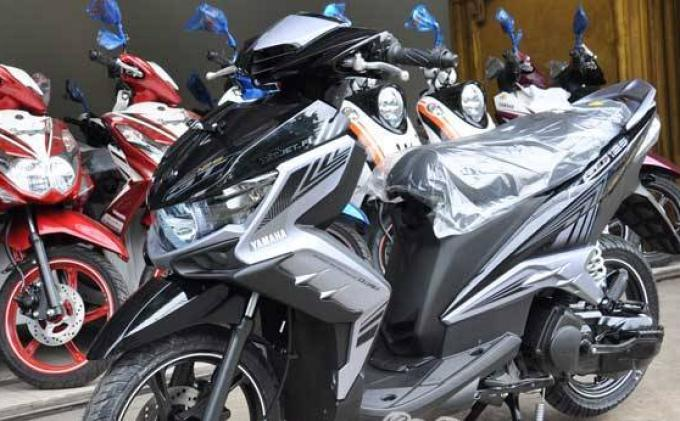 Info Motor Terbaru, Dapatkan Promo Okto Gear untuk Pembelian Motor Yamaha Aerox di Bulan Oktober
