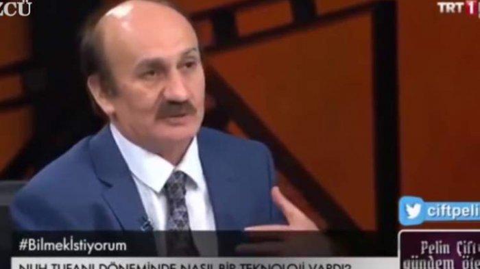 Dosen Turki Ini Sebut Nabi Nuh Kontak Anaknya Pakai Ponsel Sebelum Banjir Bandang