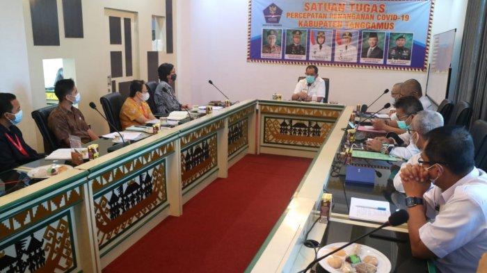 Yayasan Sayangi Tunas Cilik Jalin Kerjasama Dengan 19 Pekon di Tanggamus