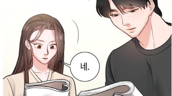 Spoiler Webtoon You Are No 1 Episode 29, Min Seeyeon dan Seo Genwo Berlatih Peran Bersama