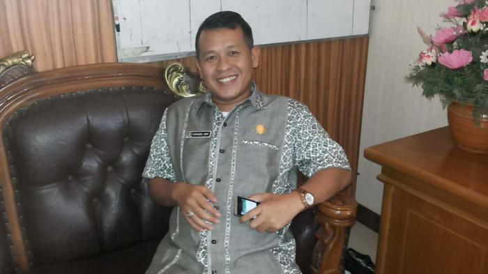 Dapat Teguran KPU Bandar Lampung, Yuhadi Sebut Akun Bukan Milik Johan Sulaiman