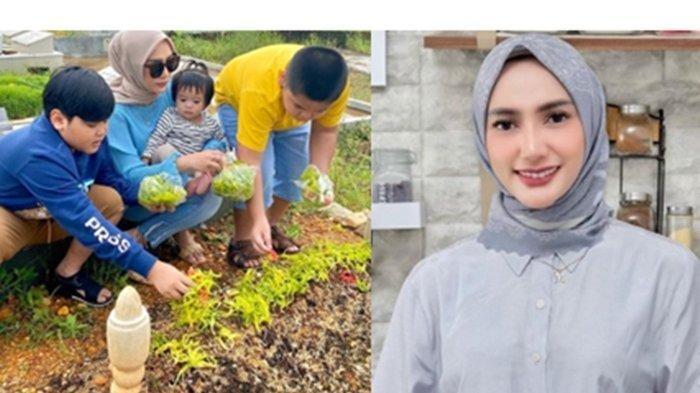 3 Bulan Ditinggal Suami, Mama Lita Master Chef Ucapkan Anniversary untuk Suami