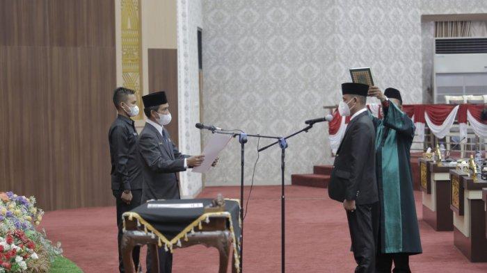 Gantikan Retno Palupi, Yurizal Resmi Jadi Anggota DPRD Pringsewu Lampung