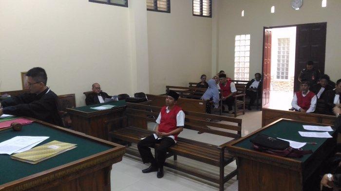 Kabid di Disdik Lampung Selatan Didakwa Terima Fee Proyek 20 Persen