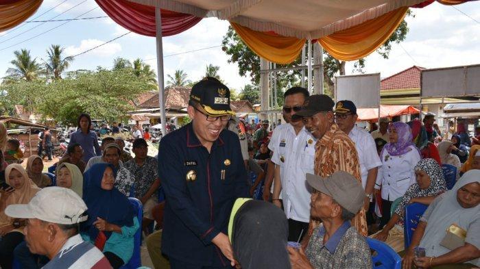 Zaiful Bokhari Dampingi Brigjen Pol Sudarsono Pantau Pemilihan Kepala Desa Serentak