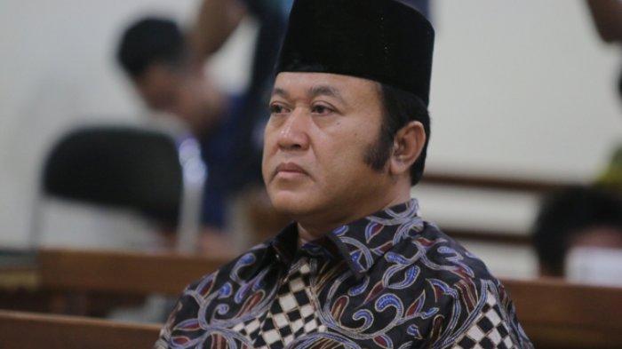 SK Pemberhentian Bupati Nonaktif Zainudin Hasan Sedang Diproses Kemendagri
