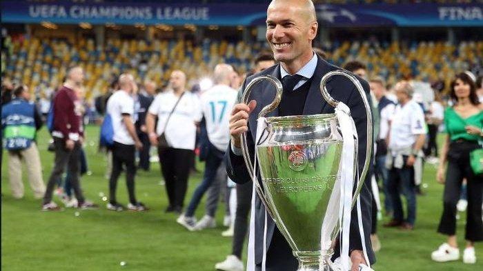 Zidane Yakin Real Madrid Masih Sakti di Liga Champions