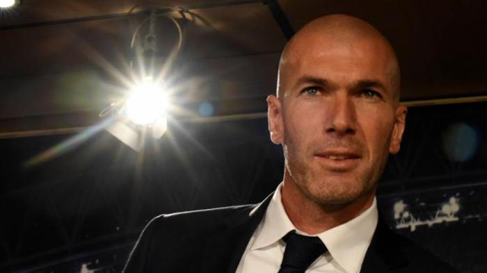 Hasil Liga Spanyol Real Madrid vs Atletico Madrid, Catatan Rekor Baru Zidane