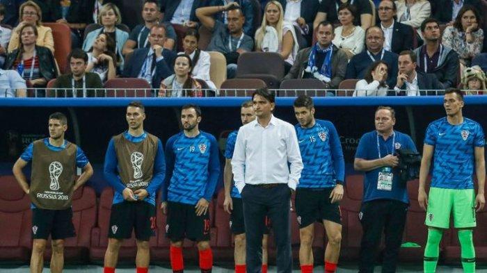 Final Piala Dunia Kroasia Vs Perancis - 20 Tahun Lalu, Pelatih Kroasia Cuma Jadi Suporter