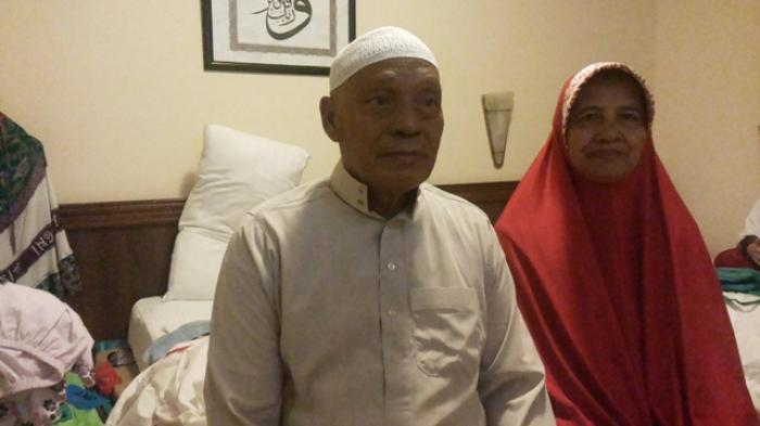 Zulkarnain Akhirnya Pulang Bersama Istri