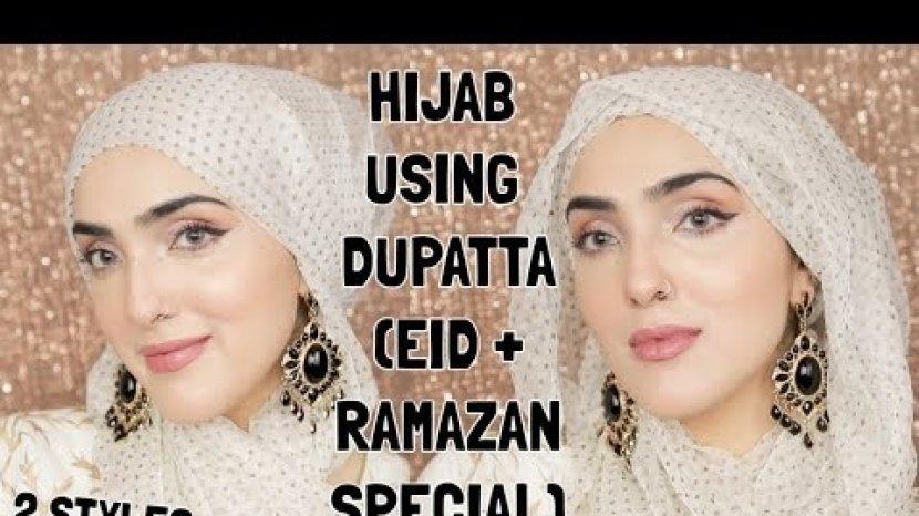 Video Tutorial Hijab Tren 2019 Ala Diana Andrayani Model Jilbab Segi Empat Satin Velvet Tribun Lampung
