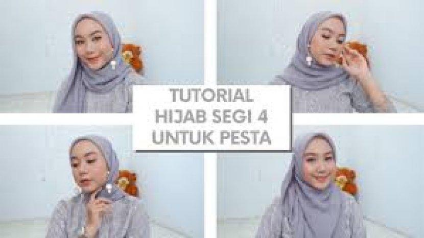Topik Tutorial Hijab Halaman 3 Tribun Lampung