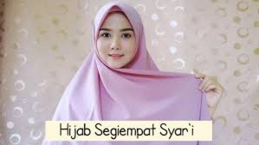 Topik Tutorial Hijab Halaman 6 Tribun Lampung