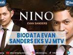 biodata-evan-sanders-eks-vj-mtv-pemeran-nino-di-sinetron-ikatan-cinta.jpg