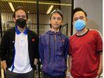 Viral Jejen Penjual Bakso Pikul, Kini Ditawari Bisnis Bareng Ruben Onsu
