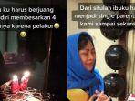Viral Istri Ditinggal Suami yang Tergoda Pelakor, Besarkan 4 Anak Sendirian Bikin Anak Bangga