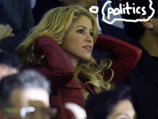 Si Seksi Shakira dan Barack Obama
