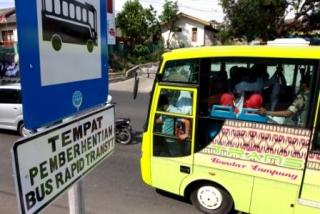 Hari Ini Uji Coba BRT - 31.JPG