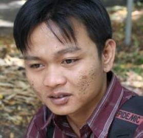 Oki Bawakan Makalah Moro-Moro di Filipina