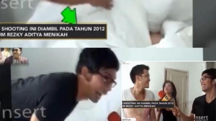 Ada Wanita di Kamar Rezky Aditya dalam Video Lawas yang Diunggah Tahun 2012, Benarkah Sosok W?
