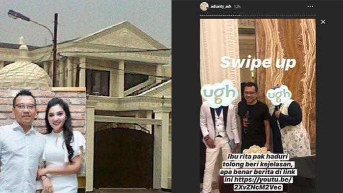 Anang Hermansyah dan Ashanty Hampir Tertipu Sosok Sultan Jember, Pelaku Mengaku Dapat Wasiat