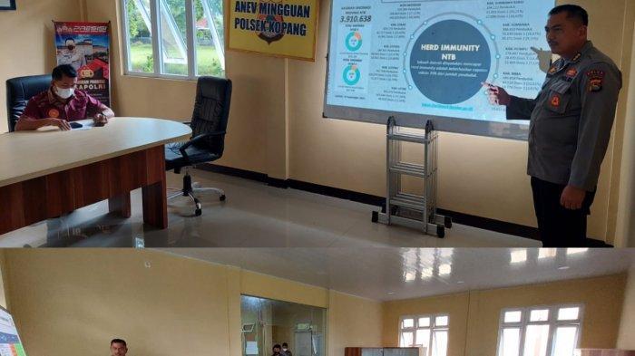 Polda NTB Genjot Vaksinasi di Lombok Tengah Jelang World Superbike
