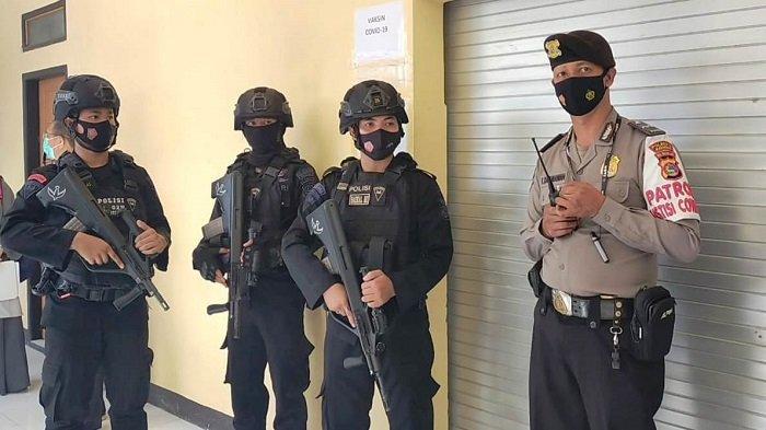 Fokus Jaga Keamanan, 8 Polsek di NTB Tidak Boleh Lagi Lakukan Penyidikan