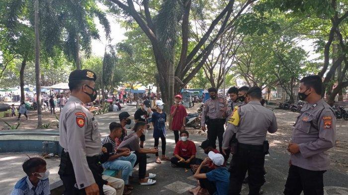 Hasrat Pelesiran saat Lebaran Tak Terbendung, Polres Sumbawa Siaga Jaga Objek Wisata