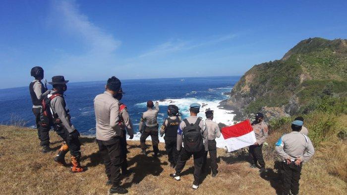 Pulau Terluar Dekat Australia Jarang Didatangi, Polsek Sekotong Awasi Aktivitas Orang Asing