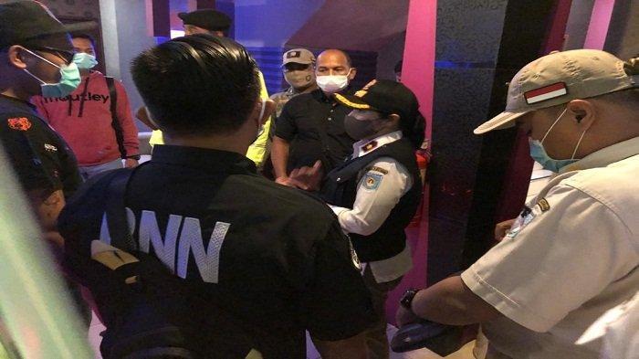 Abaikan Prokes Covid-19, Tujuh Kafe dan Tempat Hiburan Malam di Mataram Kena Sanksi