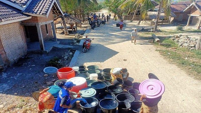 740.292 Warga NTB Terdampak Bencana Kekeringan, Tersebar di 367 Desa