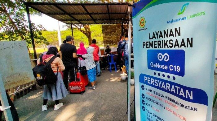 Penumpang Bandara Lombok Meningkat 40 Persen setelah Larangan Berpergian Dicabut