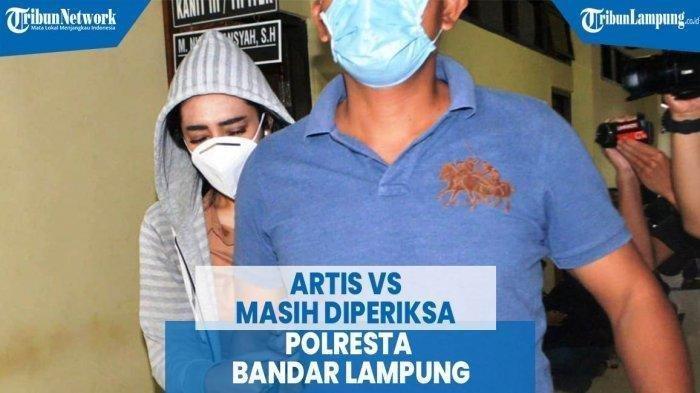 Diduga Terlibat Prostitusi Online, Artis VS Diamankan di Hotel, Ditemukan Kondom dan Uang Rp 30 Juta